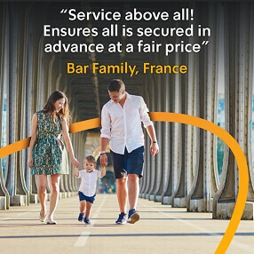 Service above all! Ensure all is secured in advance at a fair rate