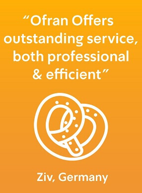 Offers outstanding service, both professional & efficient